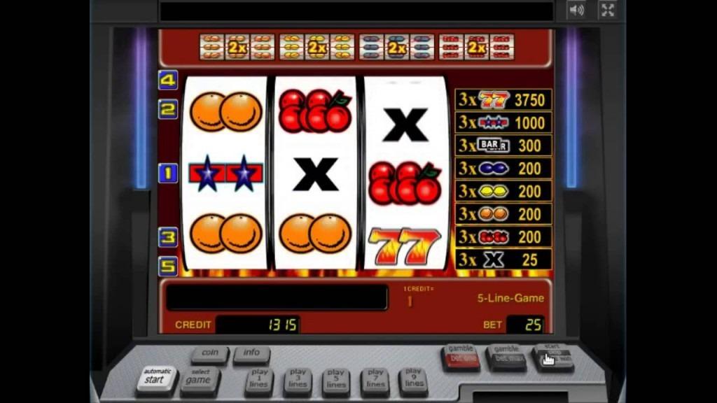 играть казино демоверсии