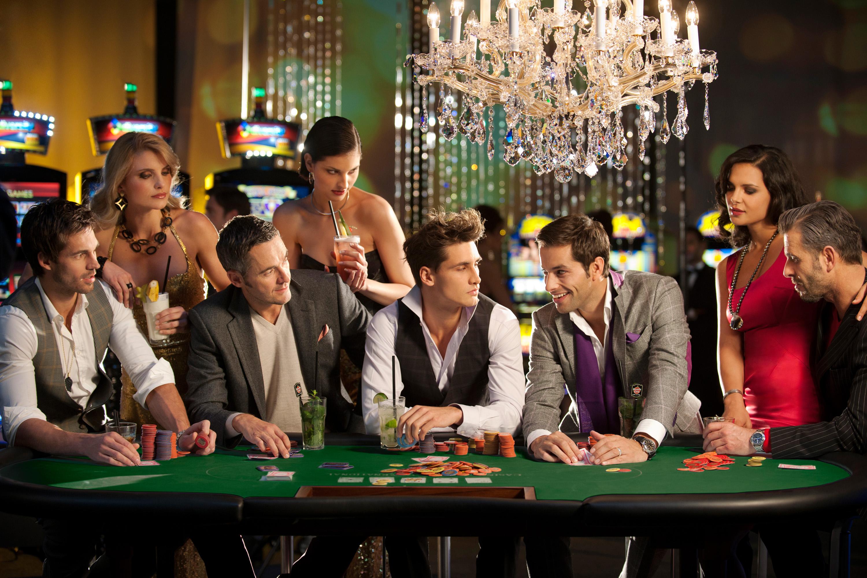 фото В казино играют зачем