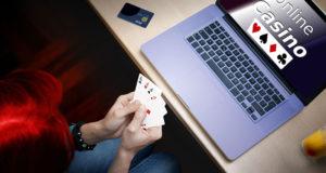 Игра в интернете в казино