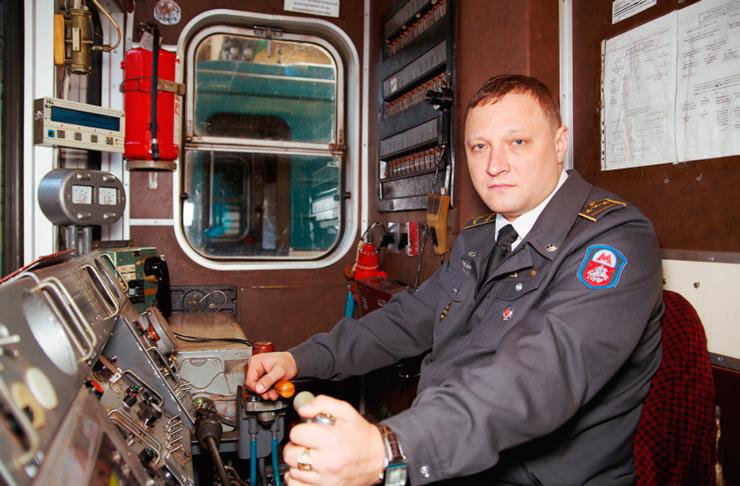 Какая зарплата у начальника поезда